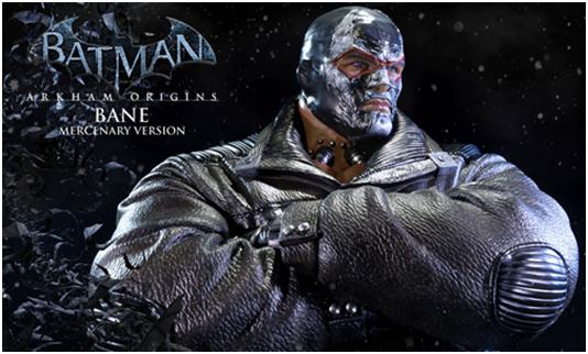 Bane supervillain