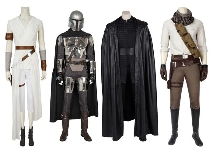 best Star Wars cosplay costumes of 2020