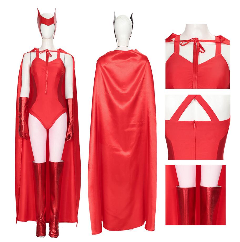 WandaVision costumes